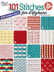 101 Afghan Stitches