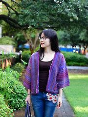 Rhythm Kimono Knit Pattern