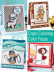 Copic Coloring: Color Focus