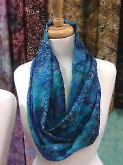 Jardin Lake Infinity Scarf Kit