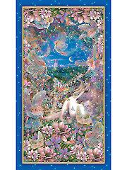 "Dreamland Panel - 22 1/2"" x 40"""