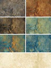 "Stonehenge Gradations Border Strips - 10"" x 108"""