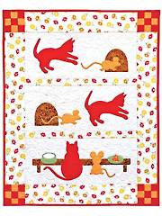Scamper & Chase Quilt Pattern