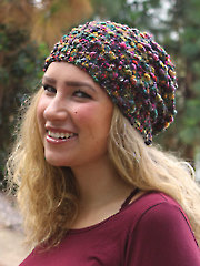 ANNIE'S SIGNATURE DESIGNS: Chagall Hat Knit Pattern