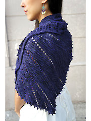 Imagine When Shawl Knit Pattern