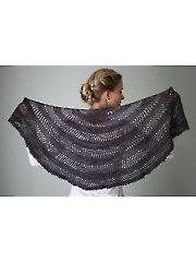 Rioja Shawlette Knit Pattern