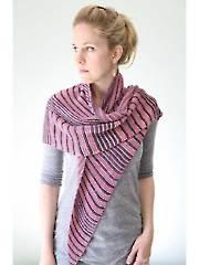 Itineris Shawl Knit Pattern
