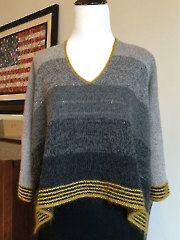 Shades of Grey Sweater Knit Pattern