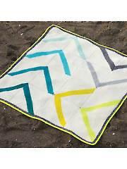 Fly Away Blanket Knit Pattern