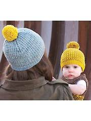 Bumble Hat Knit Pattern