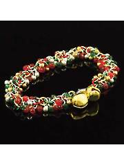 Deck the Halls Bracelet Kit