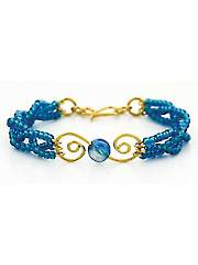 Twyla Wire Wrapped Bangle Kit