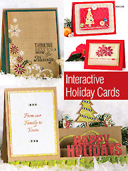 Interactive Holiday Greeting Cards