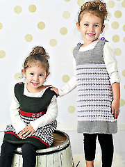 Houndstooth Jumper Crochet Pattern