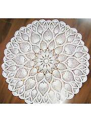 Pineapple Perfection Doily