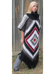 The Incredible Wearable Afghan