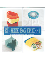 Big Hook Rag Crochet