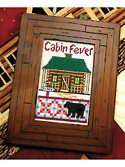 Cabin Fever Cross Stitch Kit