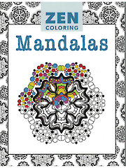 Zen Coloring: Mandalas Coloring Book