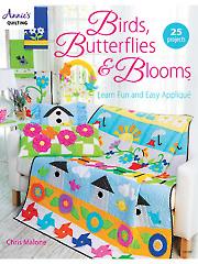 Birds, Butterflies & Blooms
