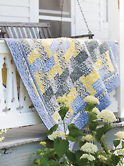 Cottage Scrambler Quilt Pattern