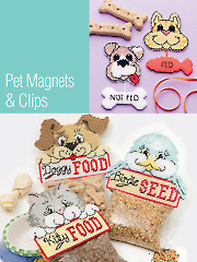Pet Magnets & Clips