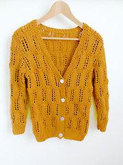Camden Cardi Knit Pattern