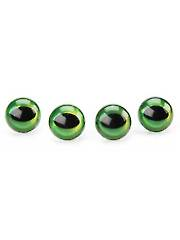 Enami Eyes Metallic Green - 2 pack