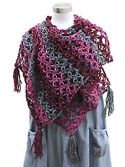 Lovers Knot Shawl