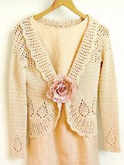 Ester Cardi Crochet Pattern
