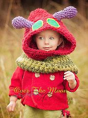 Caterpillar Hood
