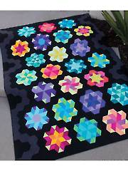 Sweet Tooth Block of the Month Quilt