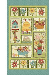 Garden Days Panel