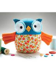 Harper the Owl Sewing Pattern