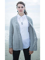 Rivea Cardigan Knit Pattern