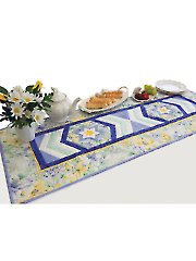 Sunday Brunch Table Topper Pattern w/ Templates