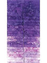 Stonehenge Gradations Brights Amethyst Jelly Roll - 40/pkg.