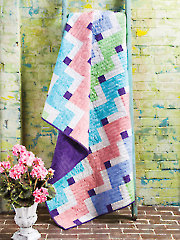 Sticks & Stumps Quilt Pattern