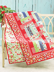 Jelly Bean Dreamin� Quilt Pattern