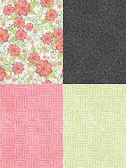 Endless Possibilities Fabric Pack - 4/pkg.