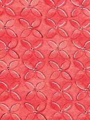 Wild Things Red Geometric - 1 Yard Cut