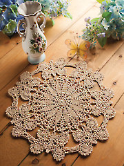 Butterfly Doily Kit