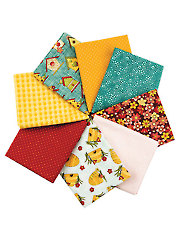 Garden Days Fat Quarters - 8/pkg.