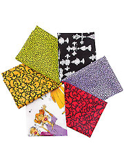 Church Ladies Fat Quarters - 6/pkg.