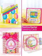 Festive Easter Greeting Cards