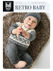 Retro Baby Knit Book