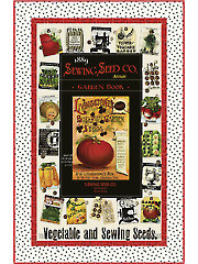 Sewing Seeds II Wall Hanging Kit