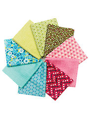 Soho Calico Fat Quarters - 9/pkg.