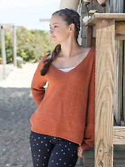 Espe Pullover Knit Pattern