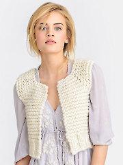 Lanesboro Vest Knit Pattern